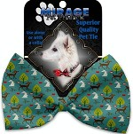 Dearest Deer Pet Bow Tie