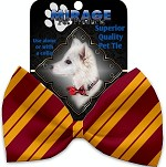 GryffinDog Pet Bow Tie Collar Accessory with Velcro