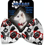 Hip Pandas Pet Bow Tie Collar Accessory with Velcro