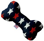 Graffiti Stars 8 inch Stuffing Free Bone Dog Toy