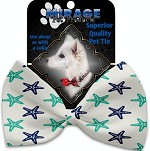 Starfish Pet Bow Tie