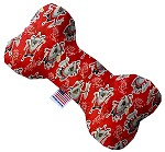 Krampus 6 Inch Bone Dog Toy