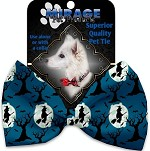 Salem Witches Pet Bow Tie