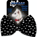 Eyes Eyes Everywhere Pet Bow Tie