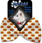 Happy Pumpkins Pet Bow Tie