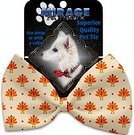 Turkey Trot Pet Bow Tie