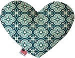 Blue Lagoon 8 inch Heart Dog Toy