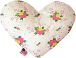 Sweet Love 6 inch Heart Dog Toy